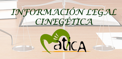 Información Legal Cinegética